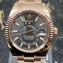 Rolex Sky-Dweller 326935 New Rose gold 42mm Automatic