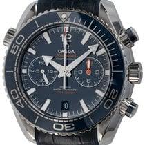 Omega Seamaster Planet Ocean Chronograph Steel 45mm Blue United States of America, Texas, Austin