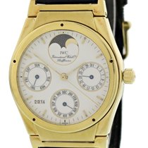 IWC Yellow gold 35mm Automatic IW3540-03 pre-owned United States of America, New York, New York