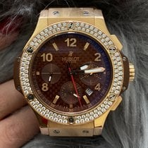 Hublot Big Bang 41 mm Rose gold 41mm Brown United Kingdom, Wallsend