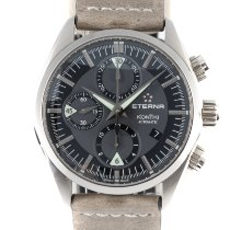 Eterna Steel 41.5mm Automatic 1241.41.41.1307 pre-owned