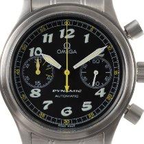 Omega Dynamic Chronograph Steel 38.5mm Black