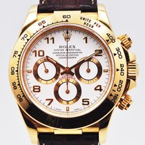 Rolex Daytona 16518 Good Yellow gold 40mm Automatic