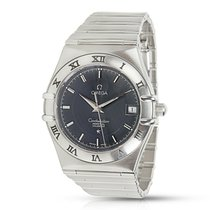 Omega Constellation Steel 35mm Grey United States of America, New York, New York