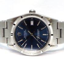 Rolex Oyster Perpetual Date Steel 34mm Blue No numerals United Kingdom, Essex