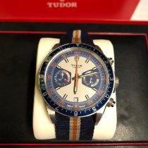 Tudor Heritage Chrono Blue Acier 42mm Bleu France, paris