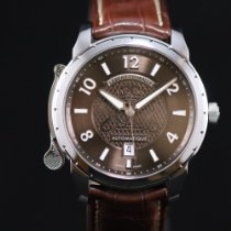 Lebeau-Courally Steel 43mm Automatic pre-owned