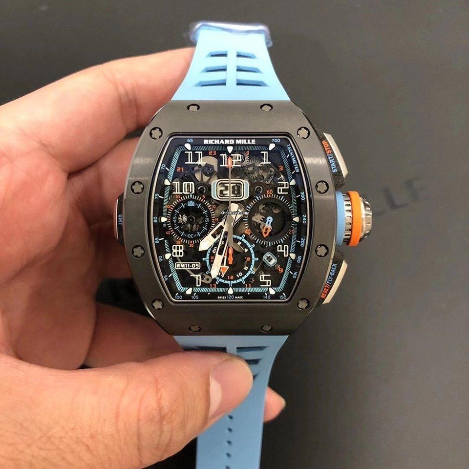 Richard Mille RM 011 RM11-05 nuevo