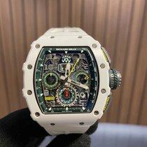 Richard Mille RM 011 RM11-03 Le Mans Classic New Ceramic 49.94mm Automatic