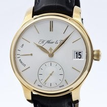 H.Moser & Cie. Endeavour Yellow gold 41mm