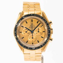 Omega pre-owned Manual winding Champagne