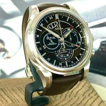 Omega De Ville Co-Axial Steel 44mm Brown No numerals