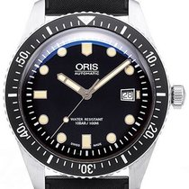 Oris 01 733 7720 4054-07 4 21 18 Steel 2020 Divers Sixty Five 42mm new