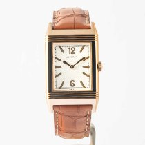 Jaeger-LeCoultre Grande Reverso Ultra Thin 1931 Pозовое золото Белый
