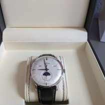 Junghans Automatic White 40.00mmmm new Meister Calendar