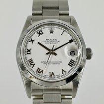 Rolex Lady-Datejust Acero 31mm Blanco Romanos España, Boo de Pielagos