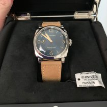Panerai Radiomir 1940 3 Days Steel 47mm Blue Arabic numerals United States of America, South Carolina, Greer