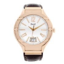 Piaget Rose gold Automatic Arabic numerals 43mm pre-owned Polo