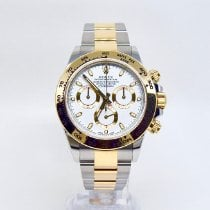 Rolex Daytona Gold/Steel 40mm White No numerals United Kingdom, Watford