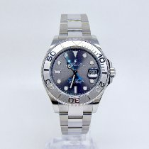 Rolex Yacht-Master 37 Steel 37mm Grey No numerals United Kingdom, Watford