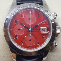 Tudor Prince Date Steel 40mm Red Arabic numerals United States of America, Colorado, Denver