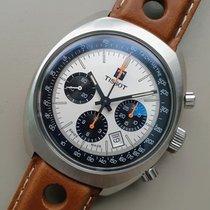 Tissot Heritage nuevo 2020 Automático Cronógrafo Reloj con estuche y documentos originales T124.427.16.031.01