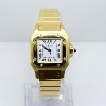 Cartier Yellow gold Automatic 1569 pre-owned