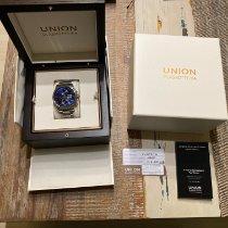 Union Glashütte Viro Chronograph Steel Blue