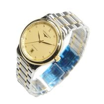 Longines Master Collection Gold/Steel Champagne