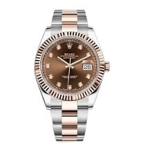 Rolex Datejust II Rose gold 41mm Brown United States of America, Florida, Miami