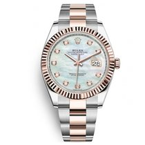Rolex Datejust II Steel 41mm Mother of pearl No numerals United States of America, Florida, Miami