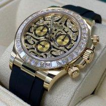 Rolex Daytona Желтое золото 40mm Желтый