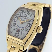 Franck Muller Conquistador Yellow gold 28mm Arabic numerals United States of America, California, Los Angeles