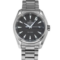 Omega Seamaster Aqua Terra Steel 38.5mm Grey No numerals United States of America, Maryland, Baltimore, MD