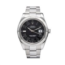 Rolex Datejust II Steel 41mm Grey No numerals United States of America, California, Los Angeles
