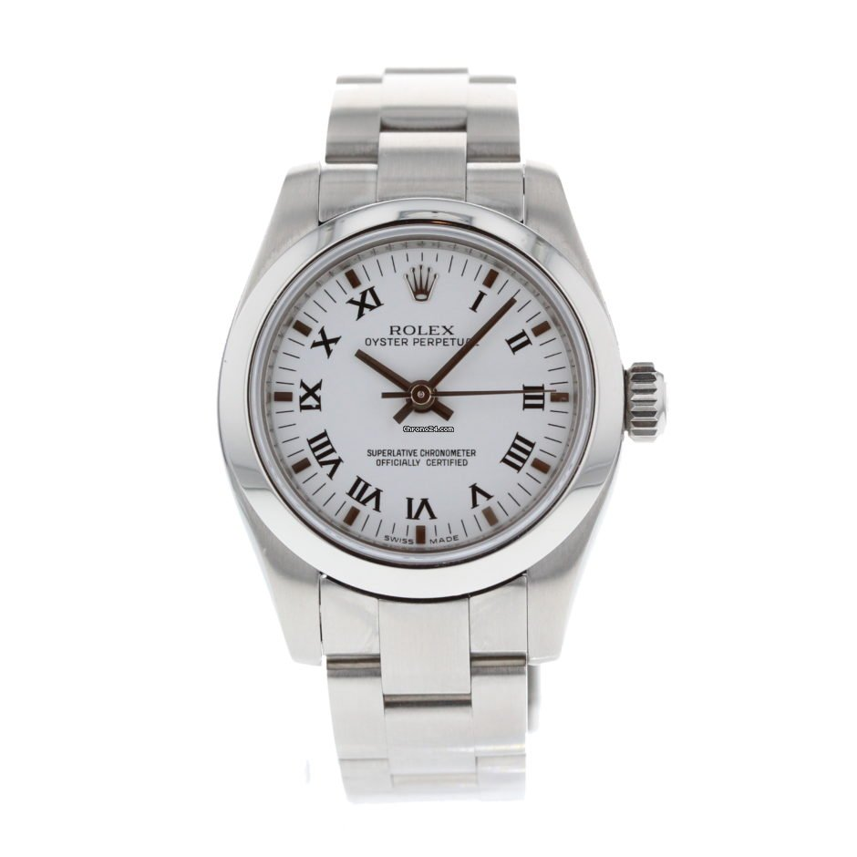 Rolex Oyster Perpetual 26 176200 2009 pre-owned