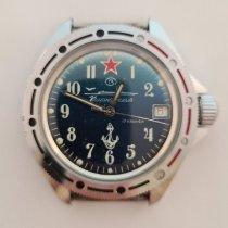 Vostok 857574 Очень хорошее Сталь 45mm Механические Россия, Минусинск