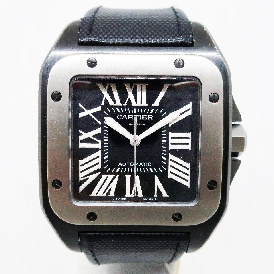 Cartier Santos 100 WSSA0006 2010 подержанные