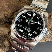 Rolex Air King Stahl 40mm Schwarz Deutschland, München