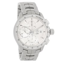 TAG Heuer Link Calibre 16 Steel 43mm White United States of America, Arizona, Phoenix