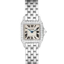 Cartier WF9005Y8 White gold Santos Demoiselle 24mm pre-owned United States of America, Georgia, Atlanta