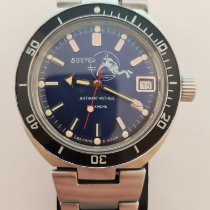 Vostok Steel 43mm Automatic 008324 pre-owned