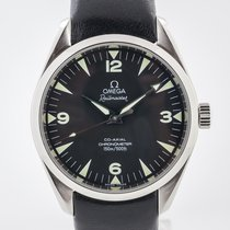 Omega Seamaster Railmaster Steel 41mm Black Arabic numerals United States of America, California, Pleasant Hill