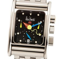 Alain Silberstein Steel 30mm Automatic pre-owned