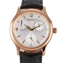 Jaeger-LeCoultre Master Réserve de Marche Rose gold 37mm Silver Arabic numerals United States of America, New York, New York