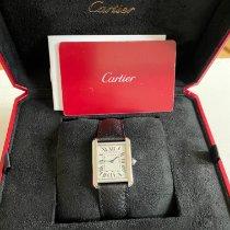 Cartier nouveau Quartz 31mm Acier Verre saphir