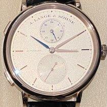 A. Lange & Söhne Hvidguld 40mm Automatisk 385.026 brugt Danmark, Copenhagen