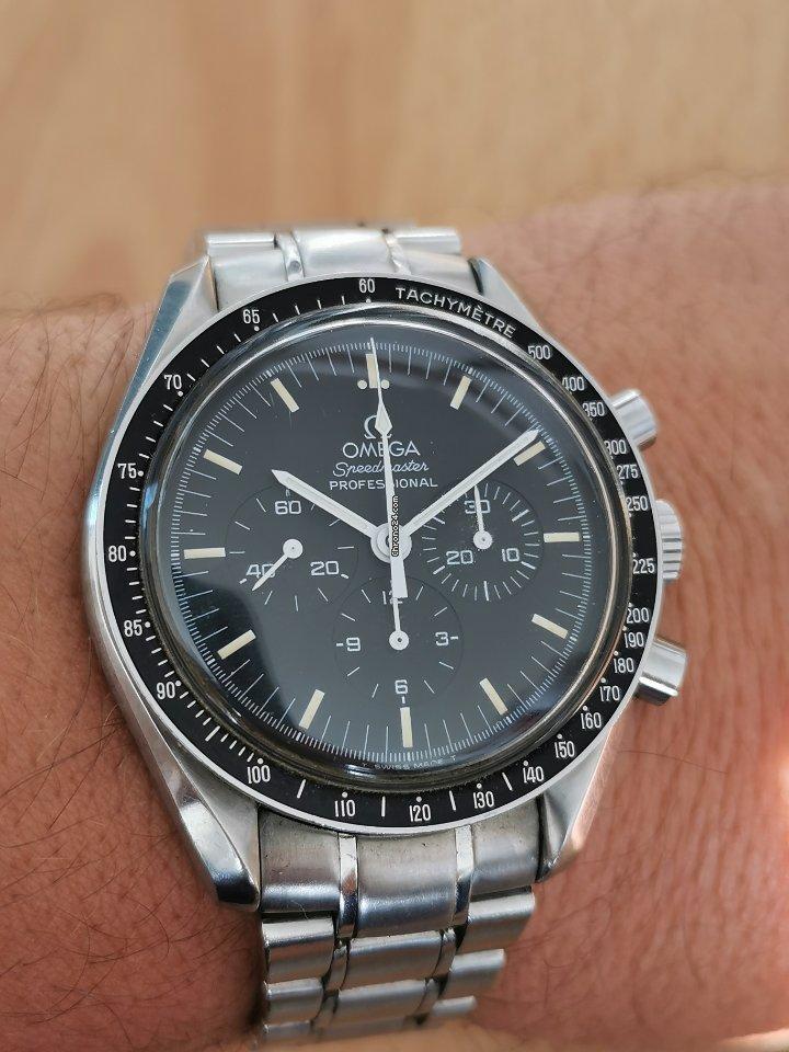 Omega Speedmaster Professional Moonwatch 145.0022 1997 ikinci el