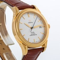 Omega De Ville Co-Axial Oro amarillo 40mm Blanco España, Madrid