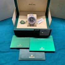 Rolex 126710BLRO Acero 2018 GMT-Master II 40mm nuevo